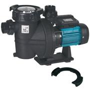 Pompe de filtration Iris avec préfiltre
