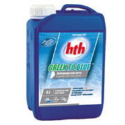 Green to blue extra shock hth 35% 5l