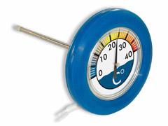 Thermomètre rond bouée