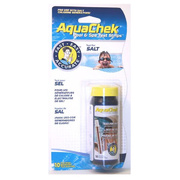 Test aquacheck sel blanc electrolyseur 10 bandelettes